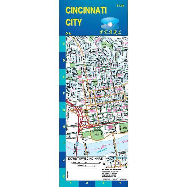 Ohio Maps Catalogue GM Johnson Maps