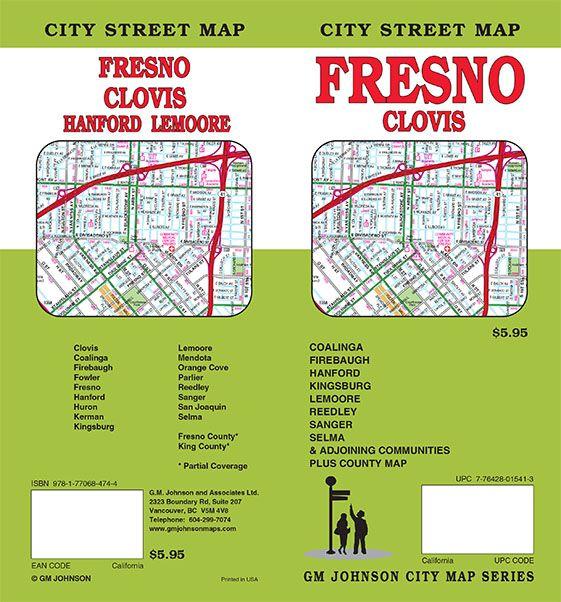 Map Of California Fresno.Fresno Clovis California