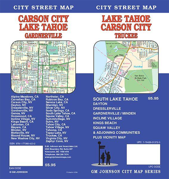 Lake Tahoe / Carson City / Minden / Gardnerville / Truckee ...