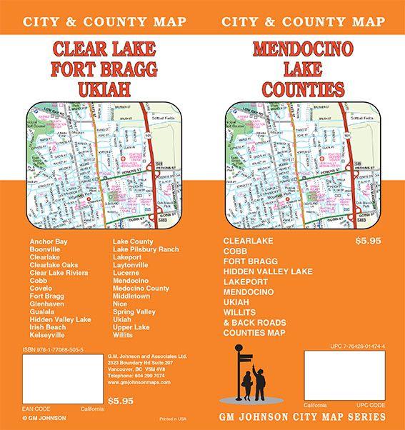 Mendocino / Lake County / Clear Lake / Ukiah / Fort gg ... on