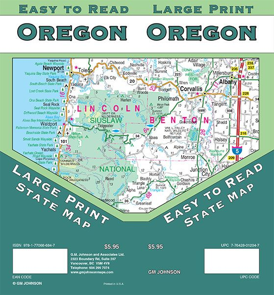 graphic about Printable Map of Oregon identify Oregon Significant Print, Oregon
