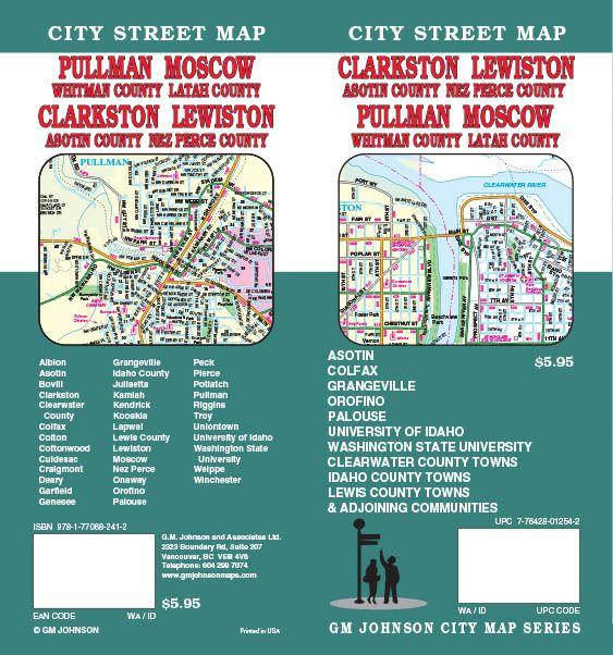 Pullman Wa Moscow Id Clarkston Wa Lewiston Id Washington