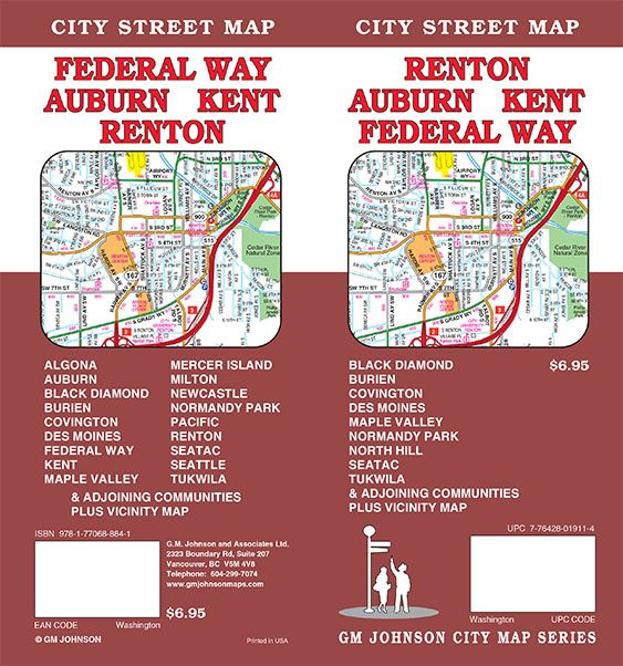 Renton / Auburn / Kent / Federal Way, Washington