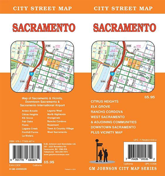 Orange Grove California Map.California Maps Catalogue Gm Johnson Maps