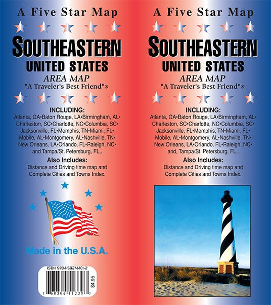 Southeastern United States, United States