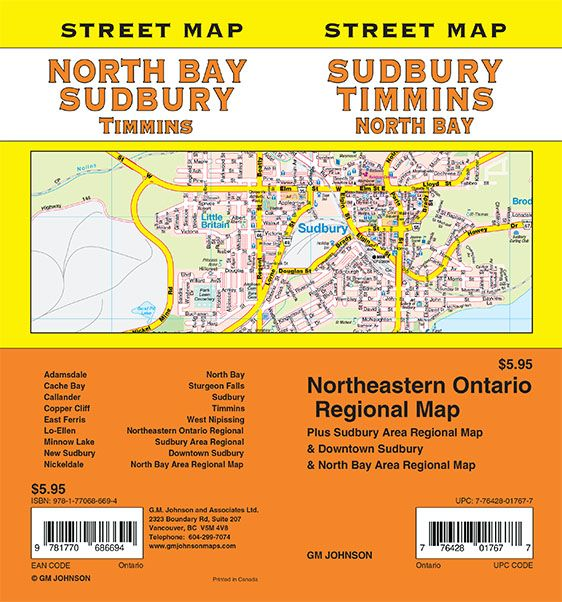 Sudbury North Bay Timmins Ontario Street Map Gm Johnson Maps Perhaps best known as the home of napa valley, america's largest wine producing region, here you'll find lovely natural scenery and some very pleasant small. gm johnson maps