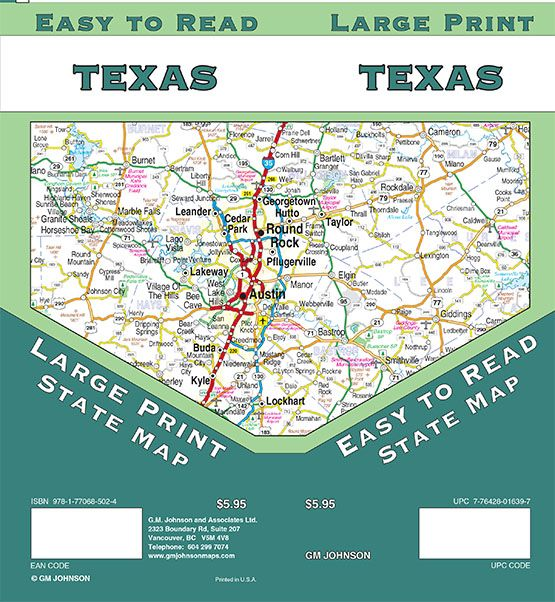 graphic about Printable Maps of Texas titled Texas Significant Print, Texas