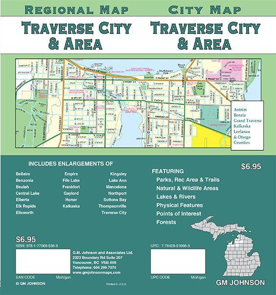 Traverse City Gaylord Crystal Lake Michigan Street