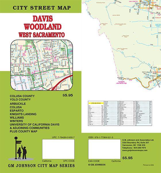 California Maps Catalogue - GM Johnson Maps on
