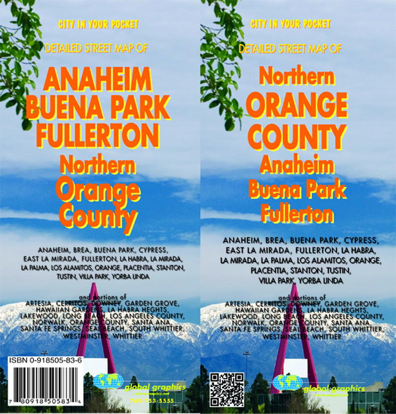 Orange County North Anaheim Fullerton Buena Park California