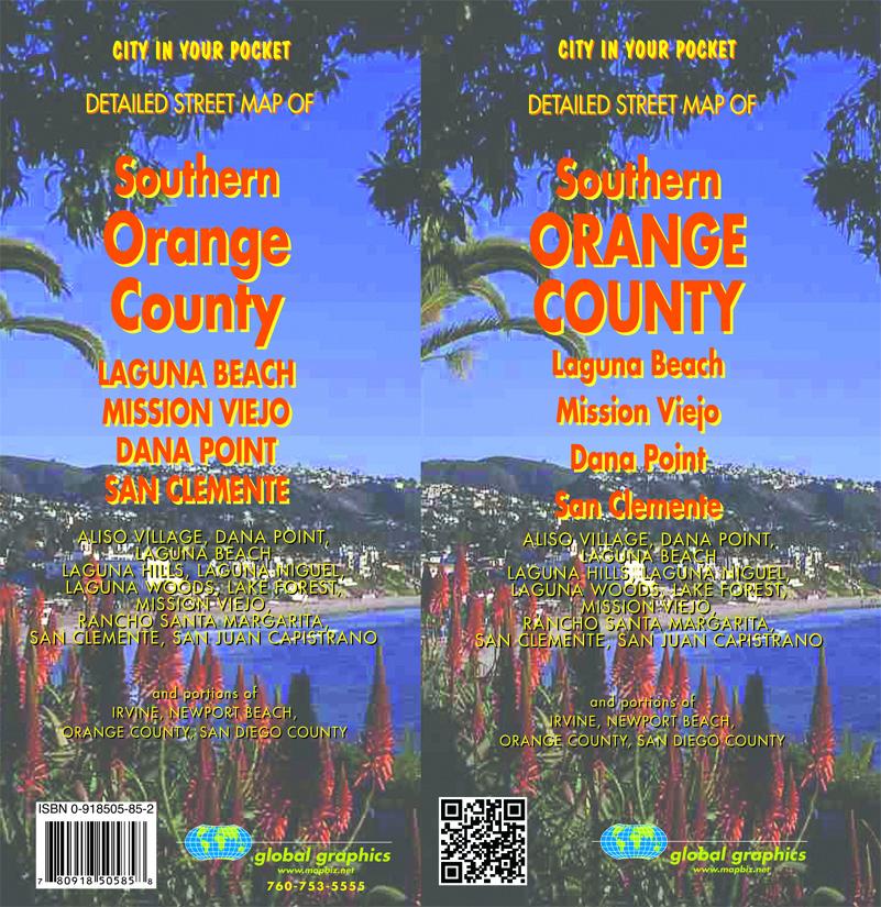 Orange County South / San Clemente / Laguna Beach, California Street on