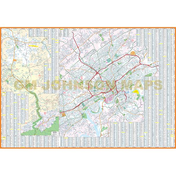 Chattanooga / Knoxville / Sevier Co. / Eastern Tennessee Street Map on squirrel hill street map, wilbraham street map, dalton street map, langston street map, tremont street map, coralville street map, spooner street map, goddard street map, ferguson street map, mt pleasant street map, north liberty street map, wheeling street map, jefferson street map, hialeah street map, pembroke pines street map, cranston street map, kahului street map, monroe county street map, kingsport street map, keokuk street map,