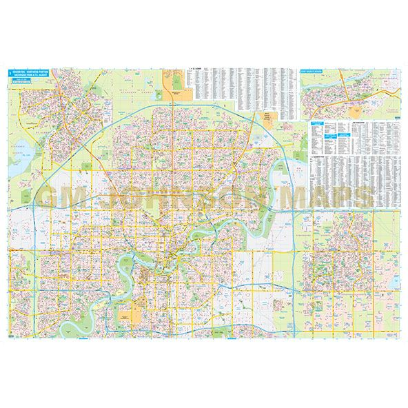 Sherwood Park Map Edmonton / St. Albert / Sherwood Park / Red Deer, Alberta Street
