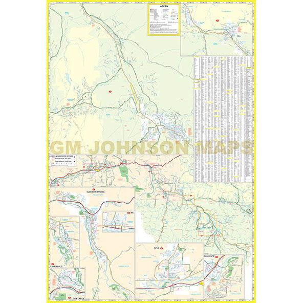 Grand Junction Aspen Glenwood Springs Montrose Colorado