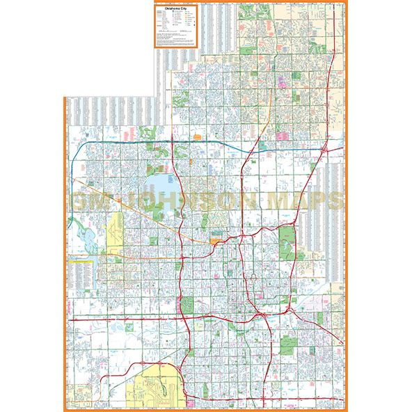 Oklahoma City, Oklahoma Street Map - GM Johnson Maps on pull down map, zoomed in houston tx map, interactive world globe map, create a route map, ebola outbreak 2014 map, ancient world map, abu dhabi on world map, nasa digital world map, close up map, full screen usa map, pull up map, social media map, zanzibar world map, interactive us road map, large flat world map, search map, zermatt switzerland map, view map, silverlight virtual earth map, isis in map,