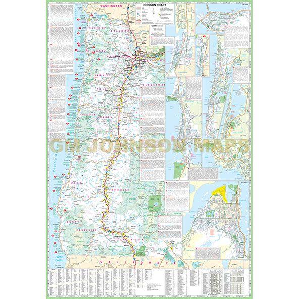 Oregon & Washington Coast Large Print, Oregon State Map - GM ... on aerial view of oregon state, printable map of washington state, google maps of oregon state, printable map of oregon counties, printable map of ny state, printable map of kentucky state, topographical map of oregon state, printable blank maps oregon, geography of oregon state, home of oregon state, printable map of oregon zip code, interactive map of oregon state, printable map of salem oregon, printable map of southern oregon, printable map of new york state, wildlife of oregon state,