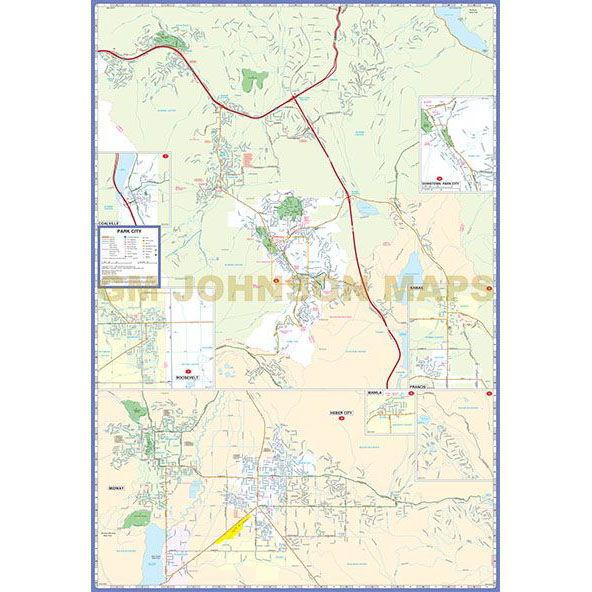 Park City Heber City Price Vernal North Eastern Utah Utah