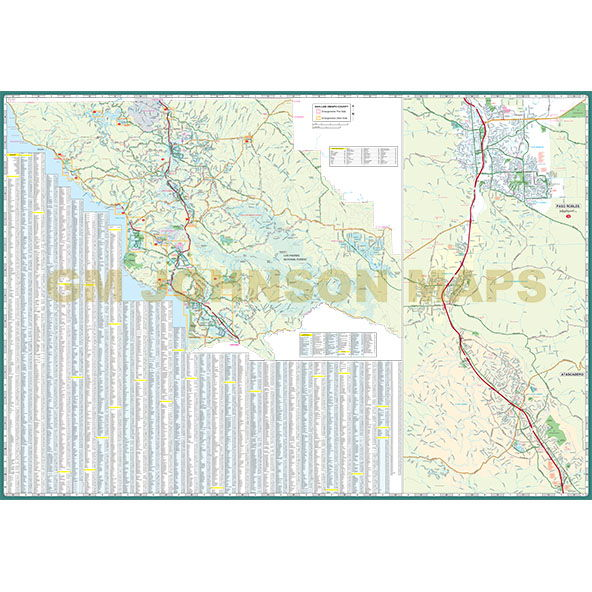 San Luis Obispo, California Street Map - GM Johnson Maps San Luis Obispo Ca Map on conejo valley ca map, la conchita ca map, lucia ca map, chicago ca map, butte valley ca map, industry hills ca map, irvine ca map, ventura ca map, tucson ca map, old town san diego ca map, gold lake ca map, morongo basin ca map, durango ca map, sacramento valley ca map, fort tejon ca map, las vegas ca map, stateline ca map, la purisima mission ca map, rio del mar ca map, humboldt co ca map,