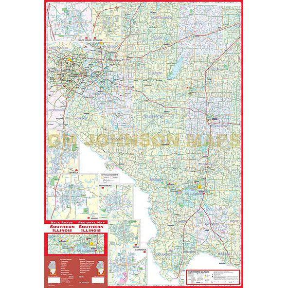 Southern Illinois Mount Vernon Marion Carbondale Centralia